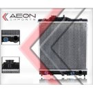 1290 2001 Acura EL L4 1.7L radiator
