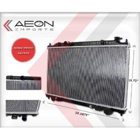2415 2004-2008 NISSAN ALTIMA 3.5 V6 Radiator
