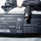 Casio AD-2105S AC Power Adapter 12VDC .5A Supply.