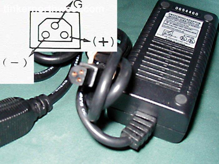 Wyse Winterm ThinClient Power Supply DSA-0301-05