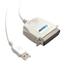USB to IEEE 1294 (Parallel) Printer Adapter