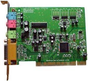 Creative Labs Sound Blaster ViBRA PCI Sound Card