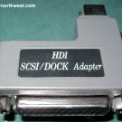 Apple Powerbook SCSI Adapter Mac SCSI HDI SCSI/DOCK