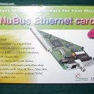 NuBus Right Angle Adapter & Network Card Apple Mac