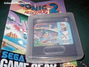 Sega Game Gear, Sonic The Hedgehog 2 Game
