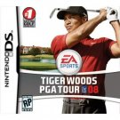 TIGER WOODS PGA TOUR 08 NINTENDO DS Game