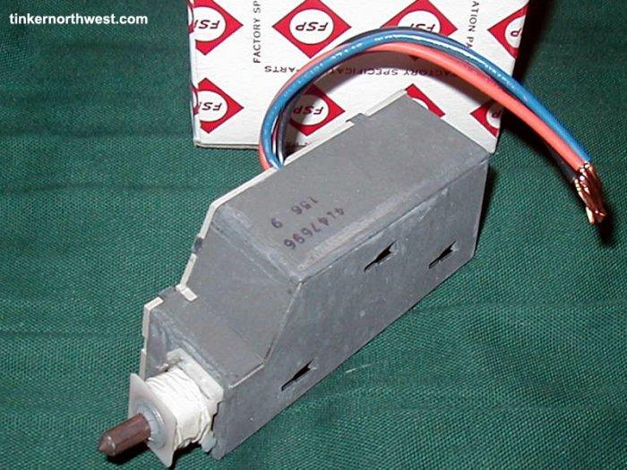 FSP Temperature Probe Sensor VA 4147696
