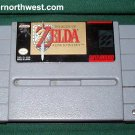 Zelda A Link To The Past Super Nintendo SNES Game