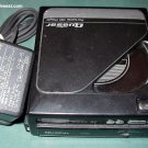 Vintage Quasar Portable CD Player CD8936 KT936