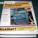 IBM PC XT AT 386 AT KickStart 1 Power-on Diag Card