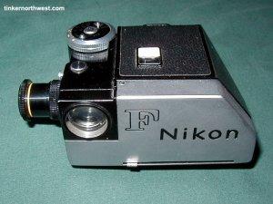 Nikon F Photomic finder