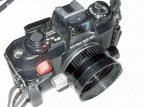 Nikonos IV-A Underwater Manual Focus 35mm Film SLR