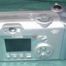 Canon PowerShot A60 Digital Camera 2.0 MP Parts