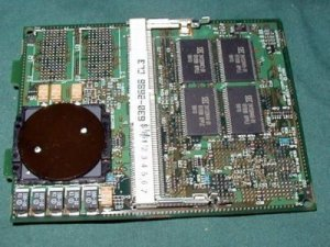 Apple Powerbook G3 Wallstreet CPU Processor 233 Mhz