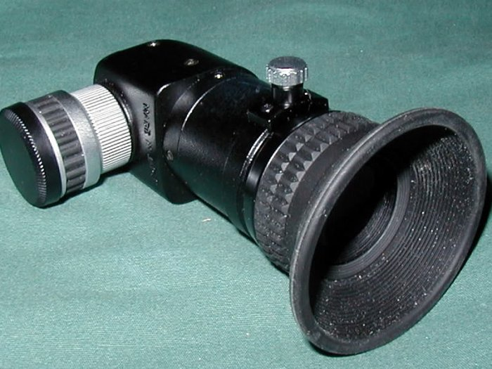 Nikon DR-4 Right Angle Finder F5 F4s N90s F3HP D1