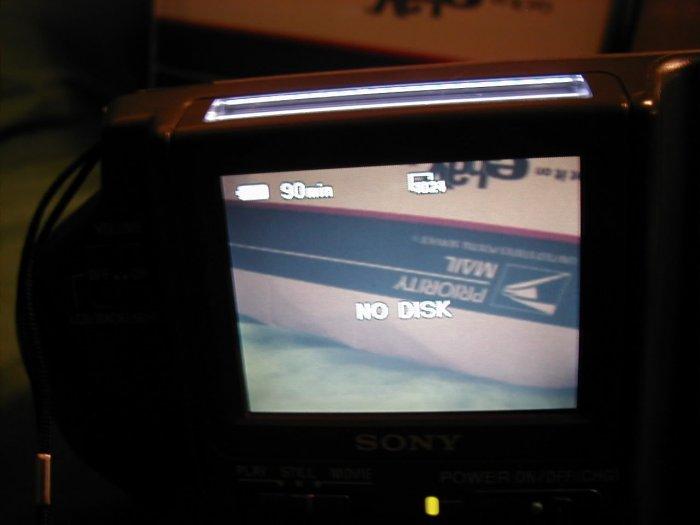 Sony Mavica MVC MVC-FD85 1.3 Megapixel FD85