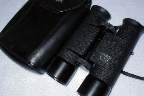 Minolta Mariner 8x-16x32 Compact Binoculars