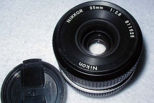 Nikon Nikkor AI 35mm 2.8 LENS