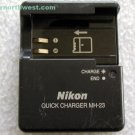 Nikon MH-23 Quick Charger for EN-EL9 Li-ion Battery