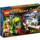 2010 LEGO® City Advent Calendar #2824