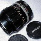 NIKON 105mm 2.5 Non AI Nikkor-P Auto 105