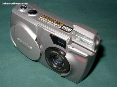 Olympus Camedia D-510 Zoom Digital Camera