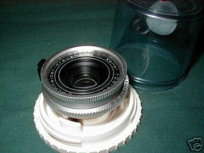 Kodak Retina Reflex Xenar Schneider-Kreuznach 2.8/45mm