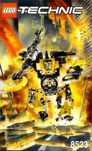 LEGO Technic Throw Bots Blaster #8523