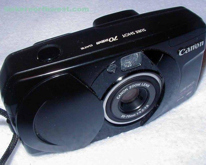 Canon SureShot 70 Zoom Date Camera