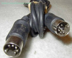 MIDI Patch Cable