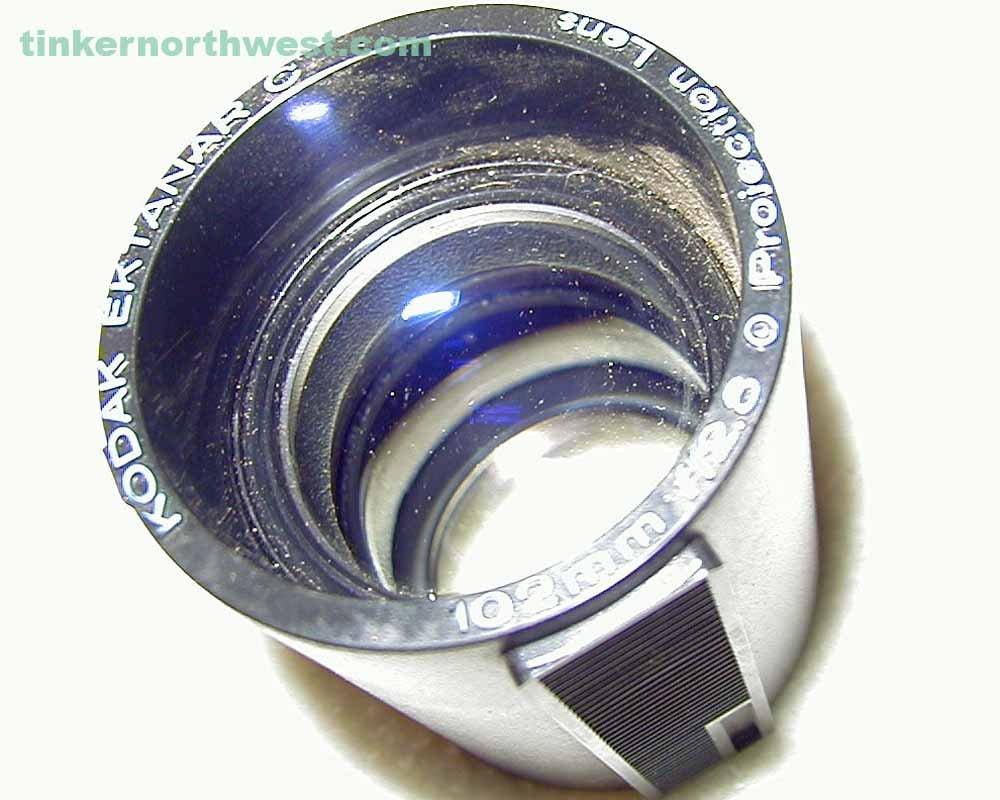 Kodak Ectanar C 102mm 2.8 Projection Lens