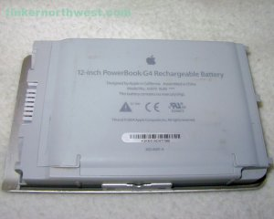 A1079 Apple G4 Battery