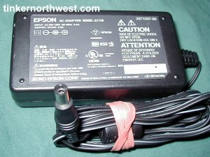 Epson A171B AC Power Adapter, Scaner Printer Supply