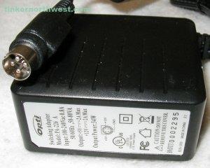 OPTI PA-226 A AC Power Adapter 4 Pin Supply