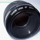 CANON EF 50mm F/1.8 Mark I Metal Mount Lens EOS 5D