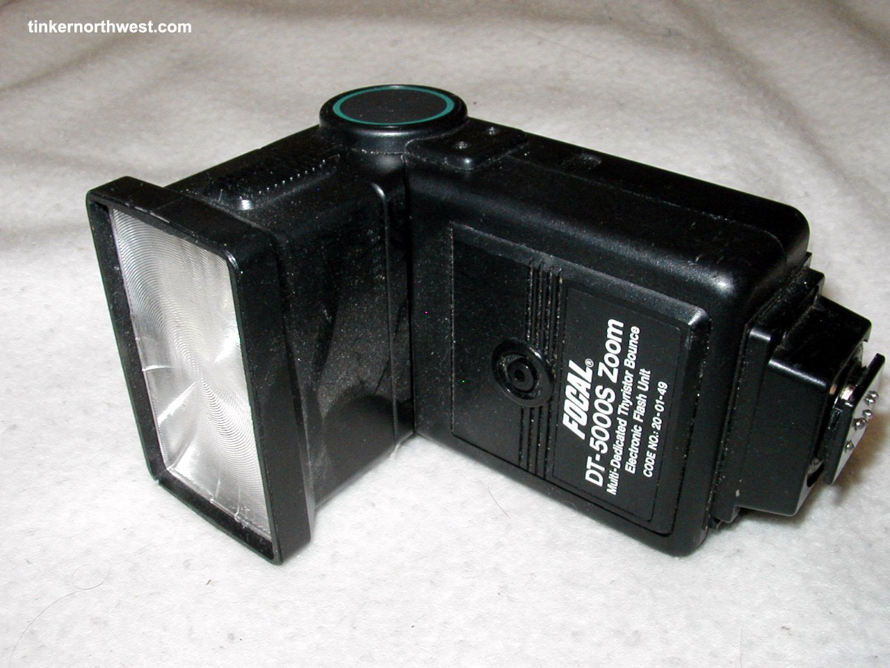 Focal DT5000S Zoom Flash