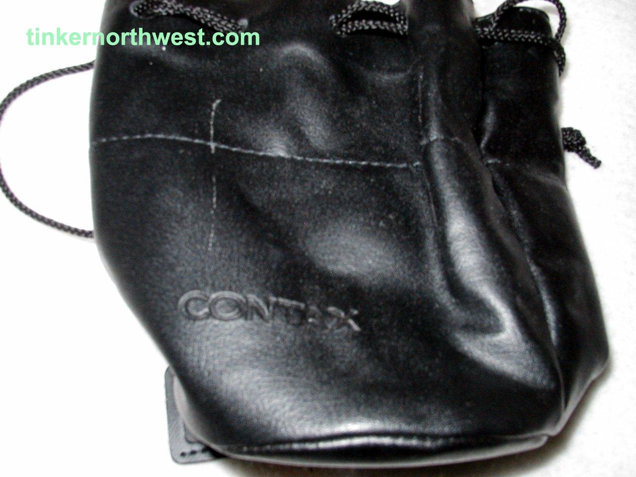 Contax Soft Lens Case 4