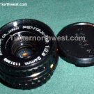 Asahi Pentax Auto 110 SLR Camera Lens 24mm 2.8