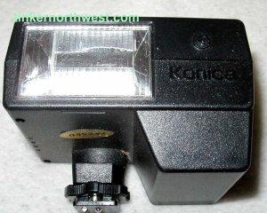 Konica X-24 Auto Camera Flash