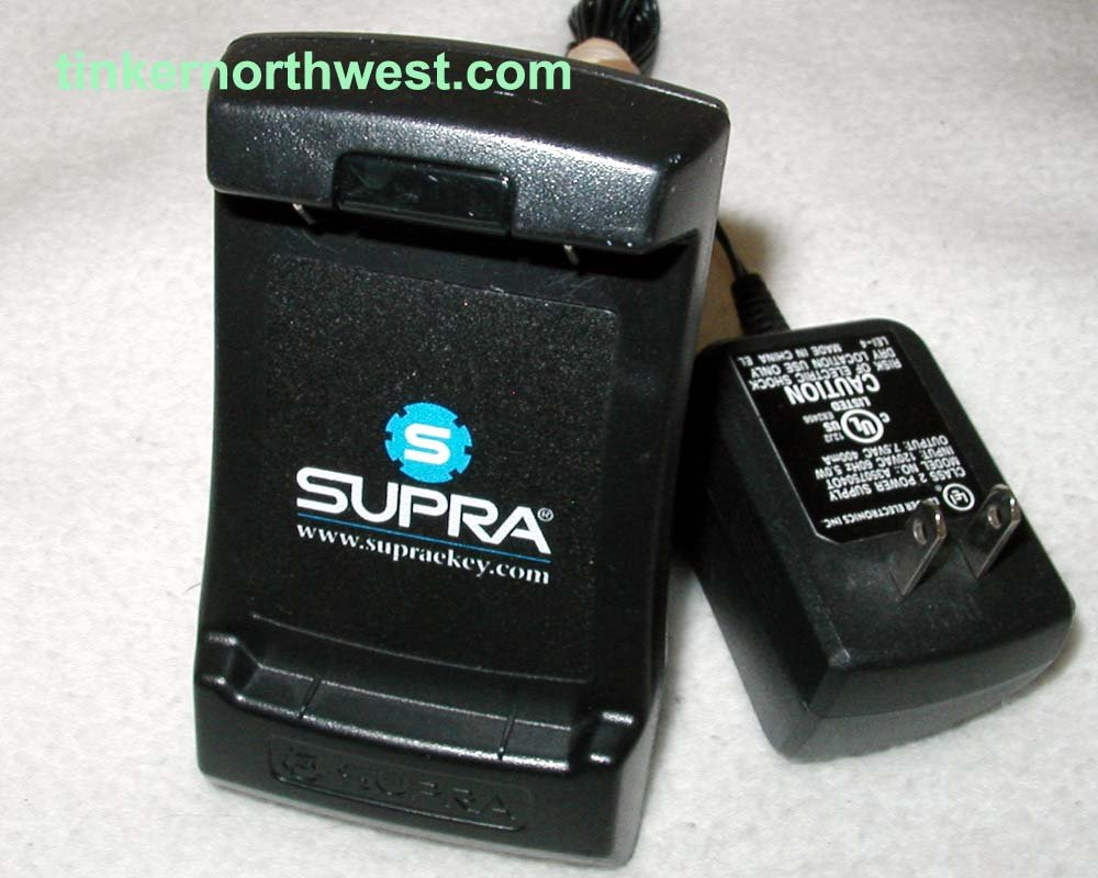 GE Supra Display Key Cradle iBox Ready