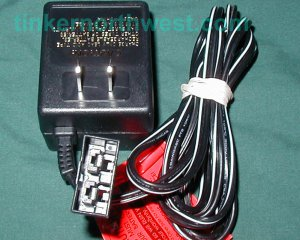 Power Wheels 040135 Battery Charger 6.0V DC 40mA Fisher Price