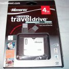 Memorex Travel Drive 4GB USB Flash Drive Microdrive