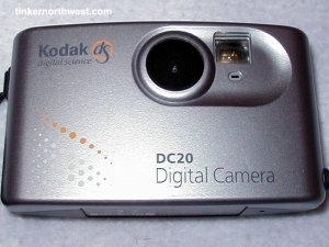 Kodak DC20 DC 20 Digital Camera