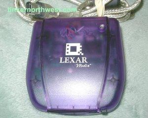 Lexar Media Digital Film Reader FireWire RW011-001