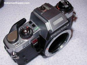 Pentax Super Program Plus 35MM Camera SLR Film