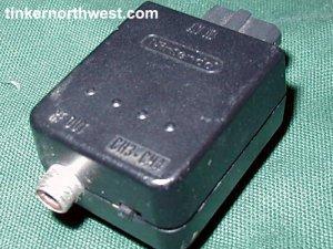 Nintendo 64 N64 Av To Rf Adapter Rf Modulator  NUS-003