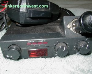 Realistic TRC-438 CB Radio 29 MHz Radio