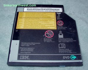 05K8971 05K8931 2X DVD-ROM Drive For IBM Laptop Computers