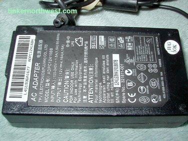 ADPC12416BB TPV Electronics AC Power Adapter 12VDC 4.16A Supply