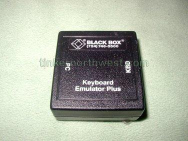 BlackBox Keyboard Emulator Plus Network Security AC243A